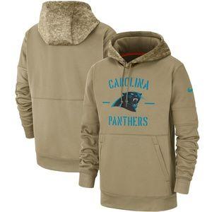 Men's Carolina Panthers Pullover Hoodie